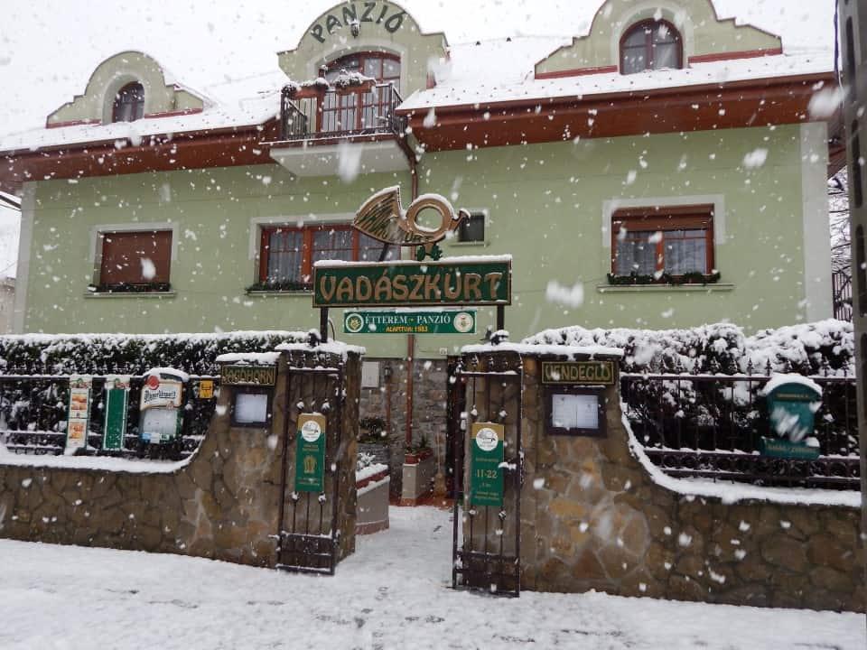 Echter Winter in Sopron: Ein Geschenk von der Natur!