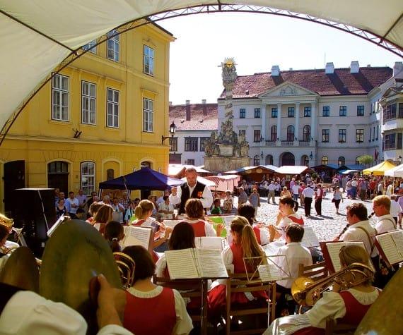 Sopron, die treueste Stadt