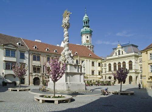 Pension in Sopron
