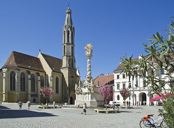 Mariä Himmelfahrt (Benediktiner) Kirche