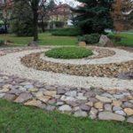 Béke Park des Friedens. Pan-Euorpean Steingarten