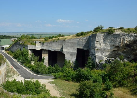 Quarry and Cave-theatre