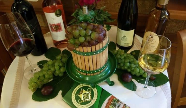 Soproni szüreti borvacsora a Vadászkürt Étteremben