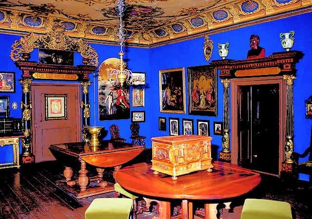 Storno ház, ahol Mátyás király is megszállt!