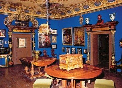 Stornó ház, barokk sarokház