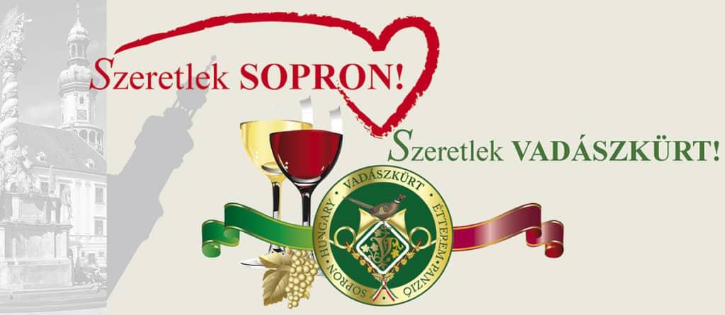 Szeretlek Sopron – Szeretlek Vadászkürt panzió! AKCIÓ!! Utazás Kiállítás 2015!
