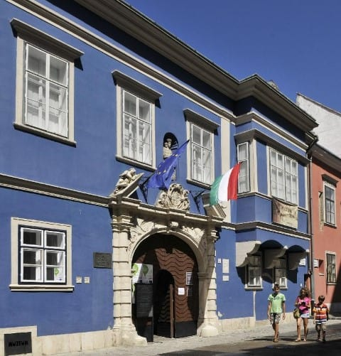 Central Museum of Mining Sopron