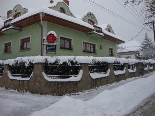 Igazi tél Sopronban